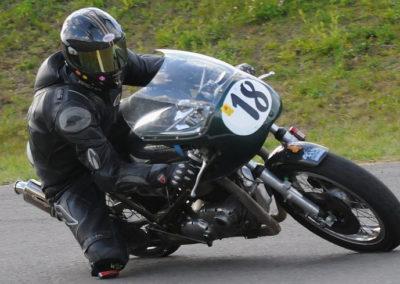 750 Triump Racer